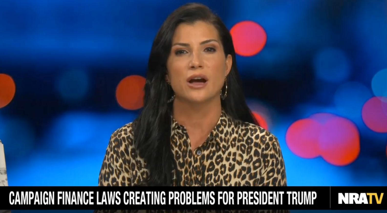 "NRA spokesperson Dana Loesch: Democrats are ""trying to Al Capone the president"""