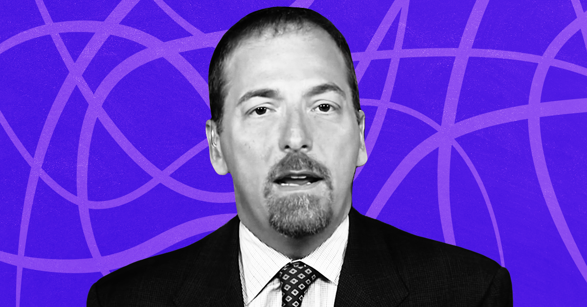 Chuck Todd falsely claims both parties engage in antidemocratic power grabs like the GOP did in Wisconsin. There's no evidence of that.