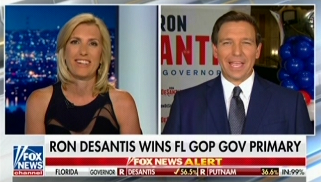 Ron DeSantis' Fox-fueled rise to GOP presidential contender
