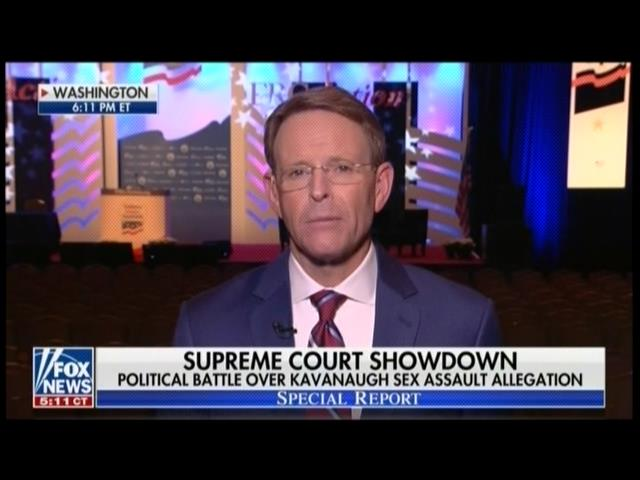 mediamatters.org - Tony Perkins says Christine Blasey Ford coming forward about Brett Kavanaugh is 'very, very suspect