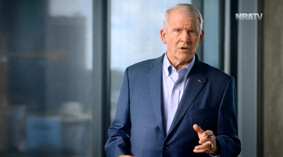 "NRA president Oliver North: Brett Kavanaugh is being accused of sexual assault because ""he believes in our Second Amendment"""