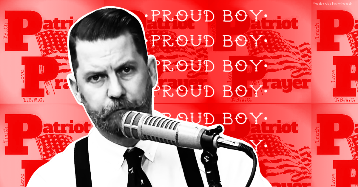 Angelo Carusone and Sam Seder discuss how the Proud Boys serve as a gateway between the men's rights movement and white nationalists