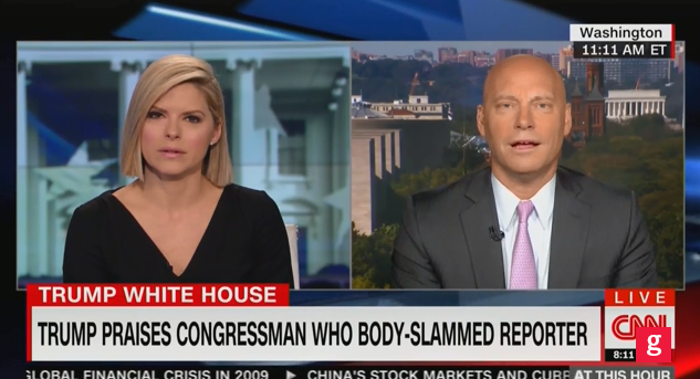 Cnn Fails To Disclose Non Disparagement Agreement In Interview With