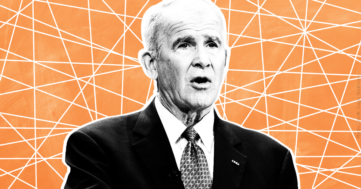 NRA President Oliver North helped cover up the gun murder of a dissident journalist on U.S. soil
