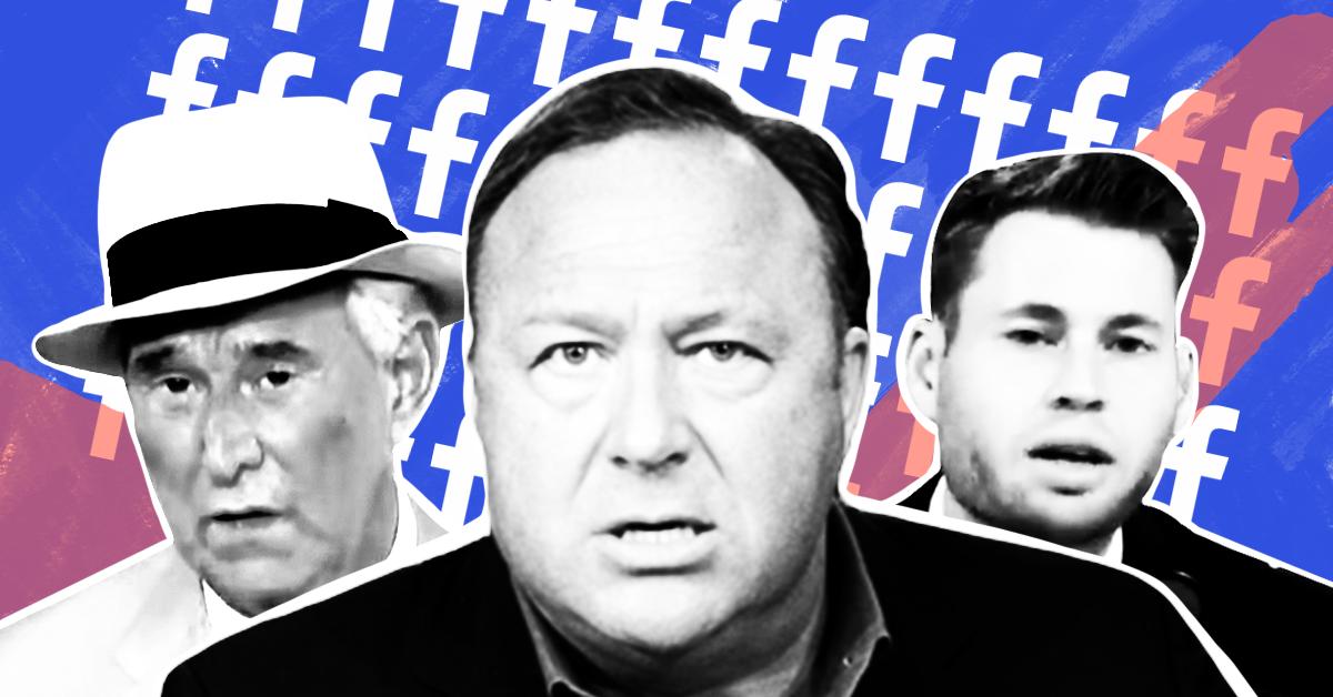 Studies Confirm Dehumanization Of Black >> Alex Jones Infowars Still Uses Facebook To Spread Hate