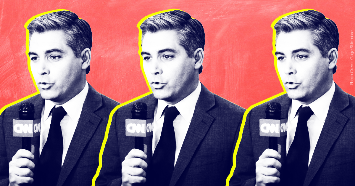 40+ times the Trump administration specifically targeted Jim Acosta and CNN