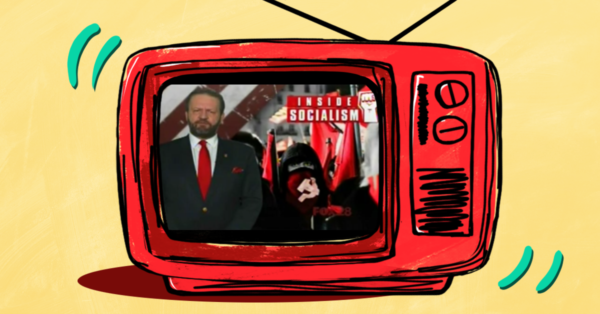 Sinclair stations are airing a dramatic special fearmongering about socialism, and it's hosted by former Trump aide Sebastian Gorka