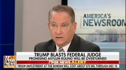 mediamatters.org - Fox regular claims appellate court is 'violating' the Constitution after it ruled against Trump