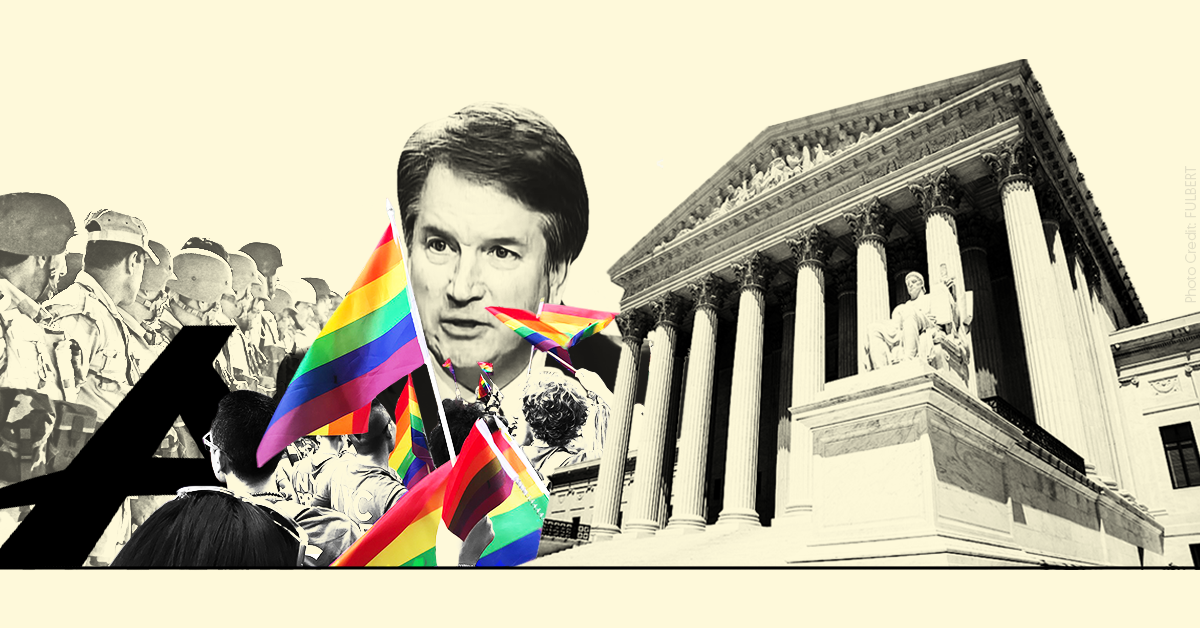 These are the LGBTQ-related cases the Supreme Court could take up this term