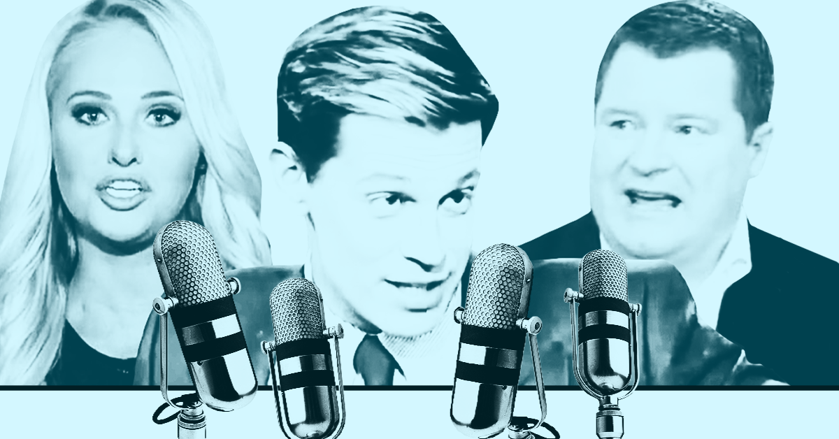 The path to conservative media success is paved with outrage-bait