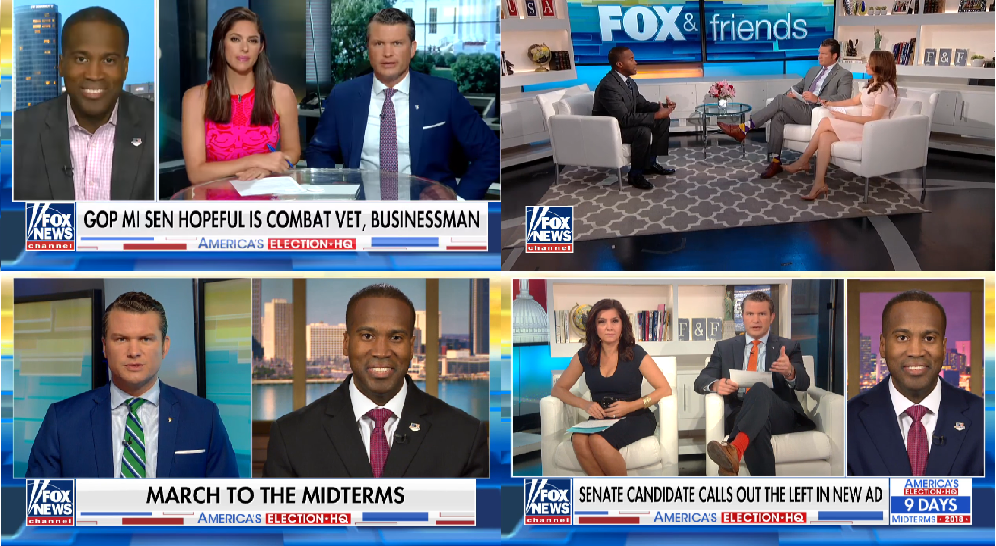 Fox News host Pete Hegseth received money for event with GOP