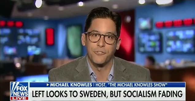 photo image Fox & Friends guest: Sweden had