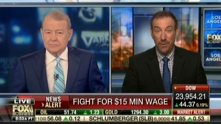 Fox Business guest predicts that raising the federal minimum wage will hurt Democrats in 2020