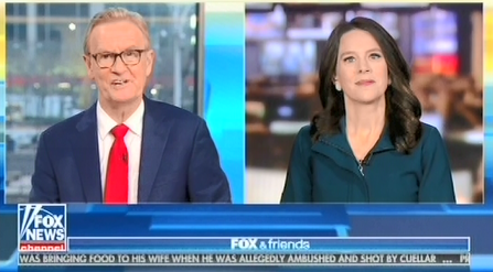 """Fox & Friends guest says it will be """"very helpful"""" to have attorney general nominee Barr overseeing the Mueller investigation"""