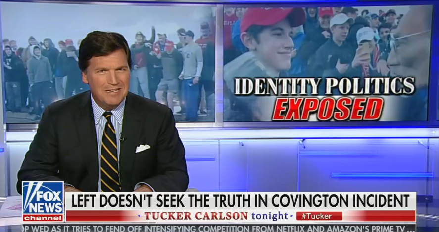Tucker Carlson mocks an MSNBC guest for being rich and spending his