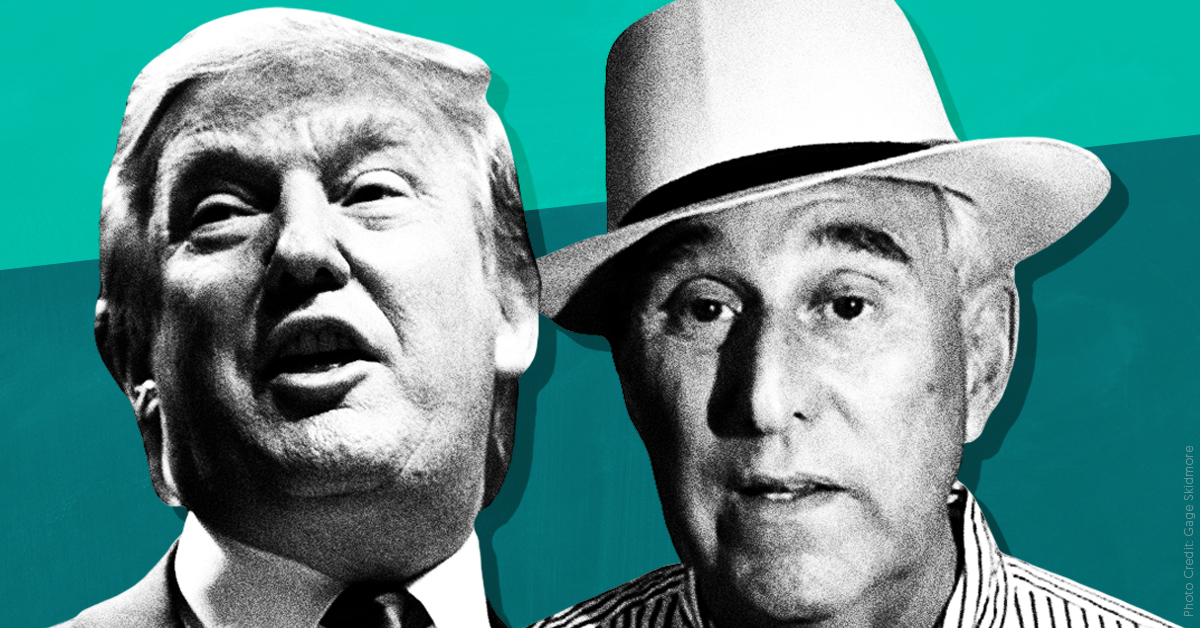 Roger Stone repeatedly bragged about talking with Trump and senior campaign staffers during presidential campaign