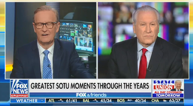 "Fox guest: Democrats should ""embrace"" Trump because while LBJ declared a war on poverty, Trump actually gave poor people jobs"