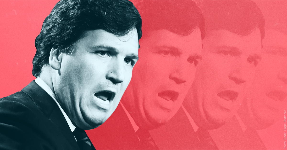 On abortion and women in the workforce, Tucker Carlson sounds a lot like white supremacists
