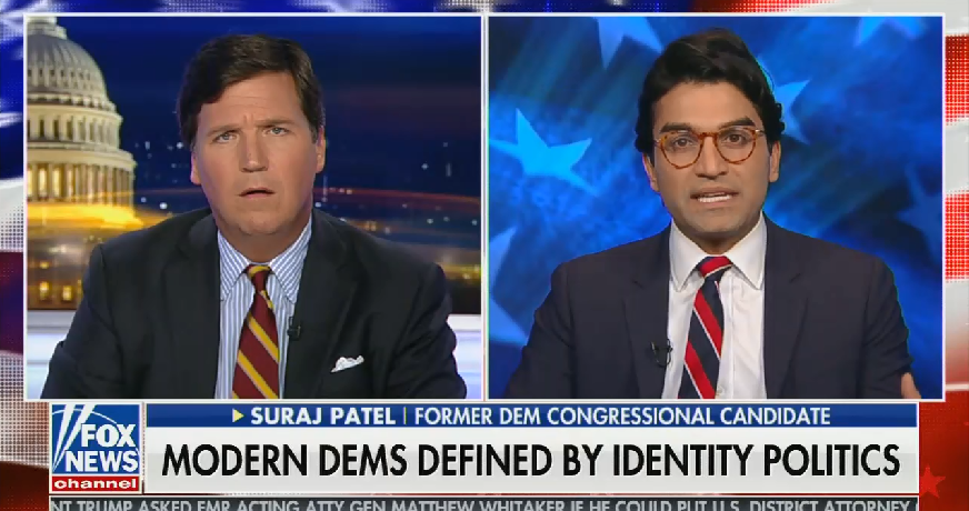 """Tucker Carlson: """"You know it's untrue, that the darker you are the more oppressed you are"""""""