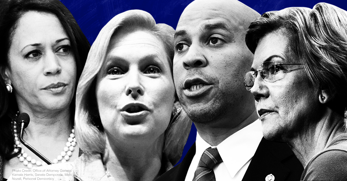 Conservative media are testing attacks on 2020 Democratic candidates to see