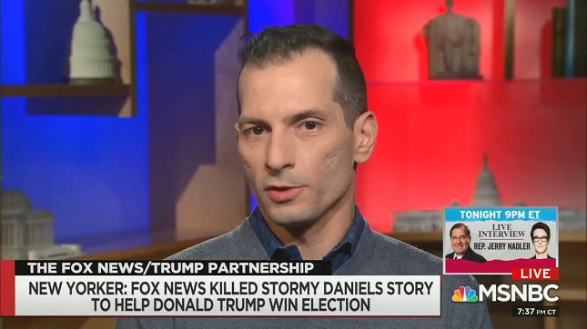 On MSNBC's All In, Angelo Carusone highlights how Fox News