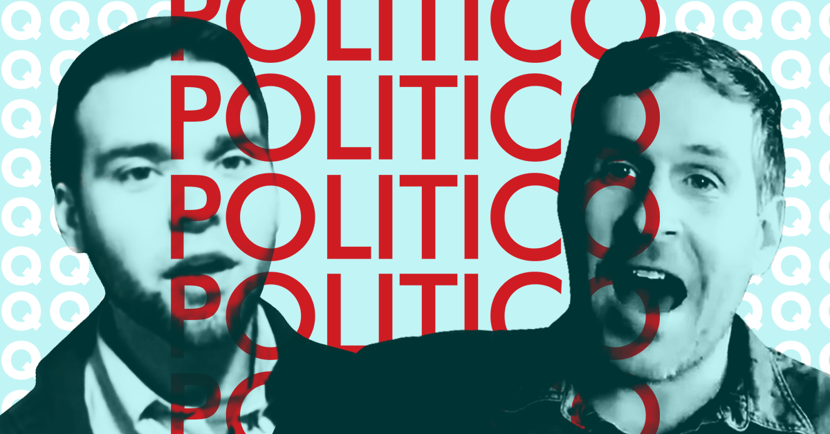To attempt to make sense of QAnon, Politico turned to Pizzagate conspiracy theorists