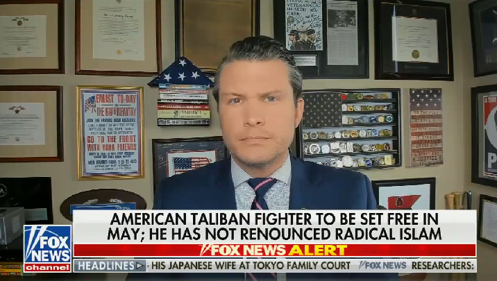 "Fox's Pete Hegseth: ""Democrats are more obsessed with climate change"" than talking ""about the problem of radical Islam"""
