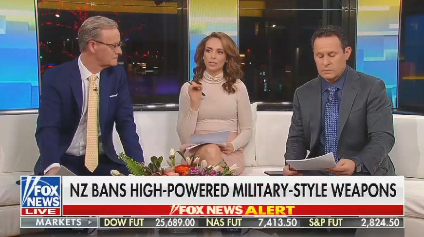"Fox host complains that the ""term 'assault weapons' offends many Second Amendment advocates"""