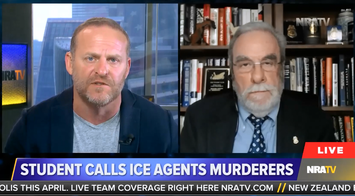 Frequent NRATV guest Michael Cutler compares mainstream media to Nazi propagandists