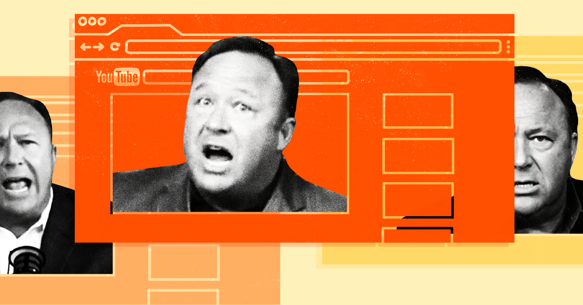 mediamatters.org - Despite ban, Alex Jones' Infowars appears to be operating yet another YouTube channel