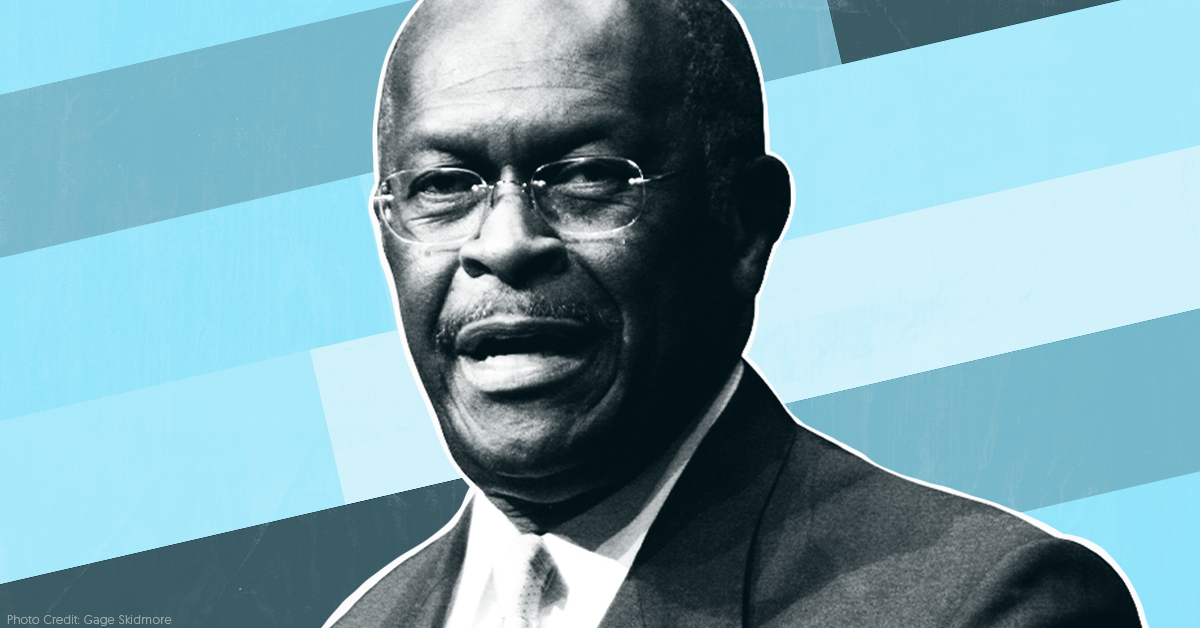 Trump Fed pick Herman Cain promoted anti-vaxxer and medical conspiracy theories through email list