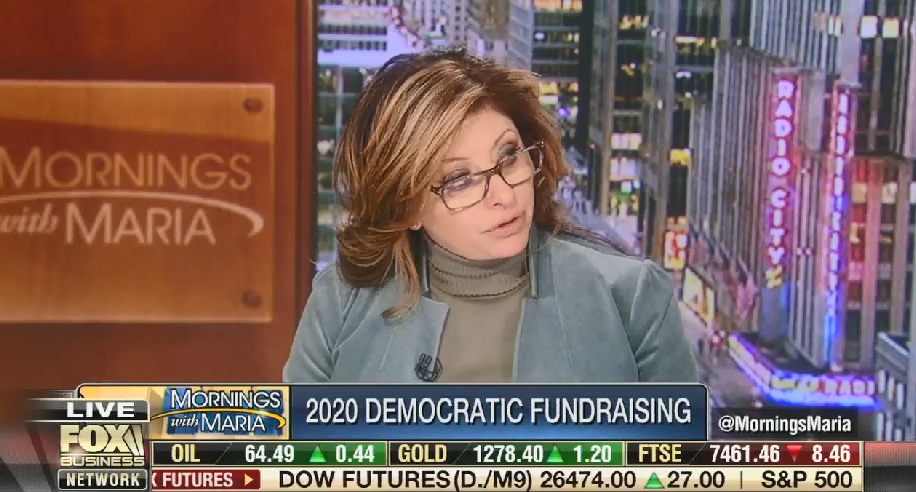 Fox's Bartiromo lashes out after guest suggests that the rich should pay their fair share