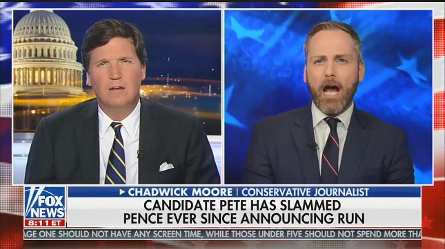 """Tucker Carlson guest says Islam is """"the most hateful intolerant religion on Earth"""""""