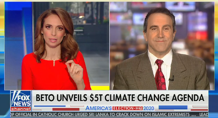 """On Fox & Friends, climate change denier Marc Morano claims CO2 is not pollution because """"we exhale carbon dioxide"""""""