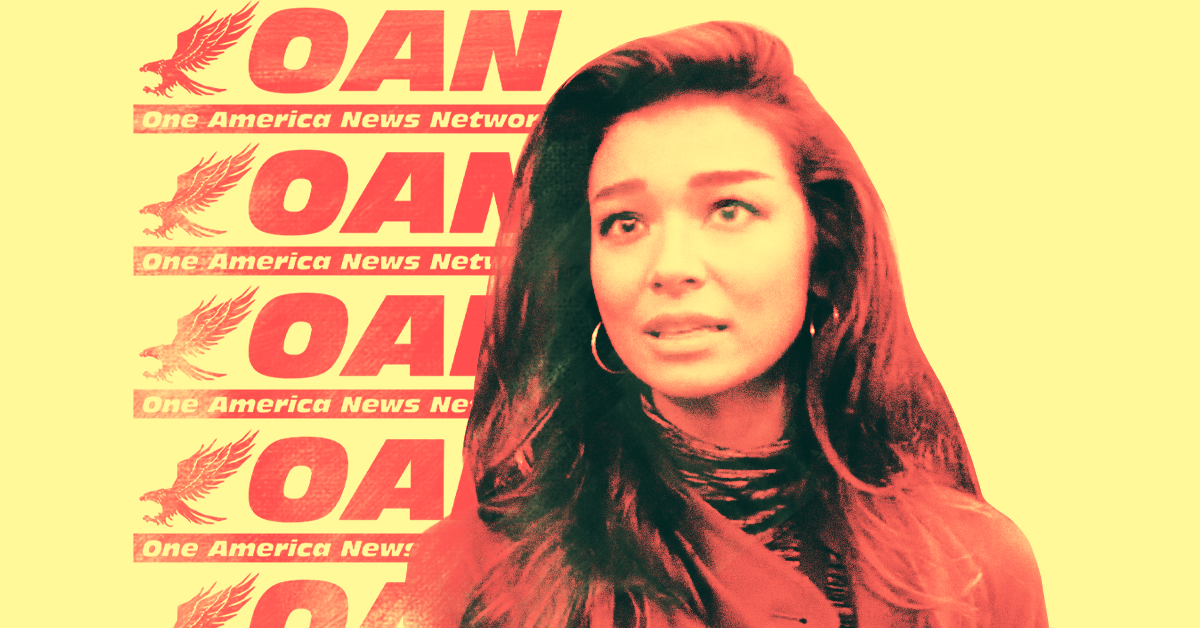 "One America News Network hires Seth Rich conspiracy theorist Chanel Rion as a ""political correspondent"""