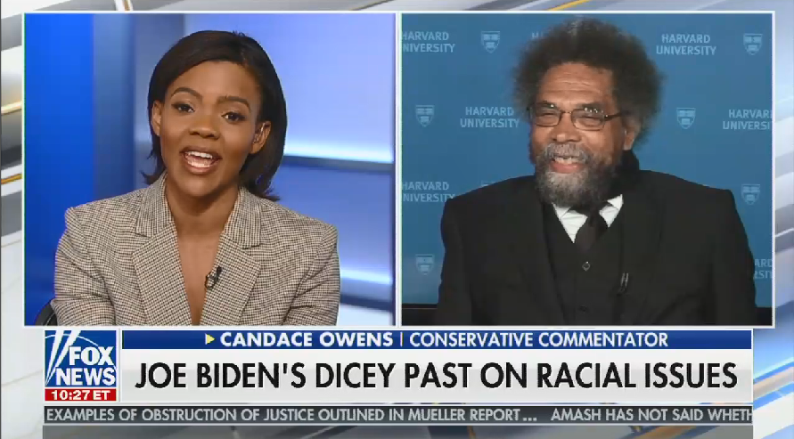 Fox guest claims Black people did better during the first 100 years after slavery than they are now