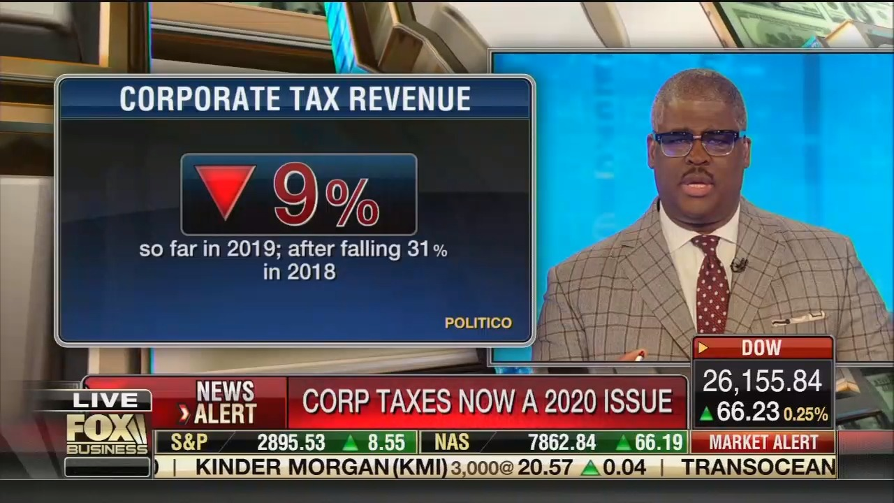 """Fox host says it is crucial to let corporations make record profits instead of doing things like """"cleaning up the climate"""""""