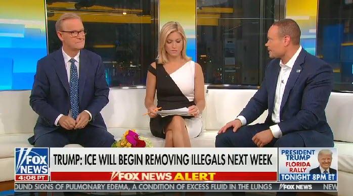 Fox & Friends guest host on Trump's plan for mass
