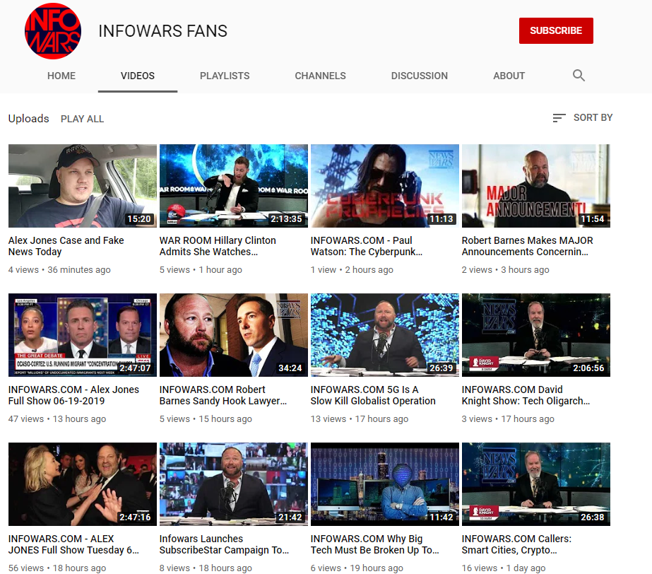 YouTube is allowing multiple accounts to circumvent its ban