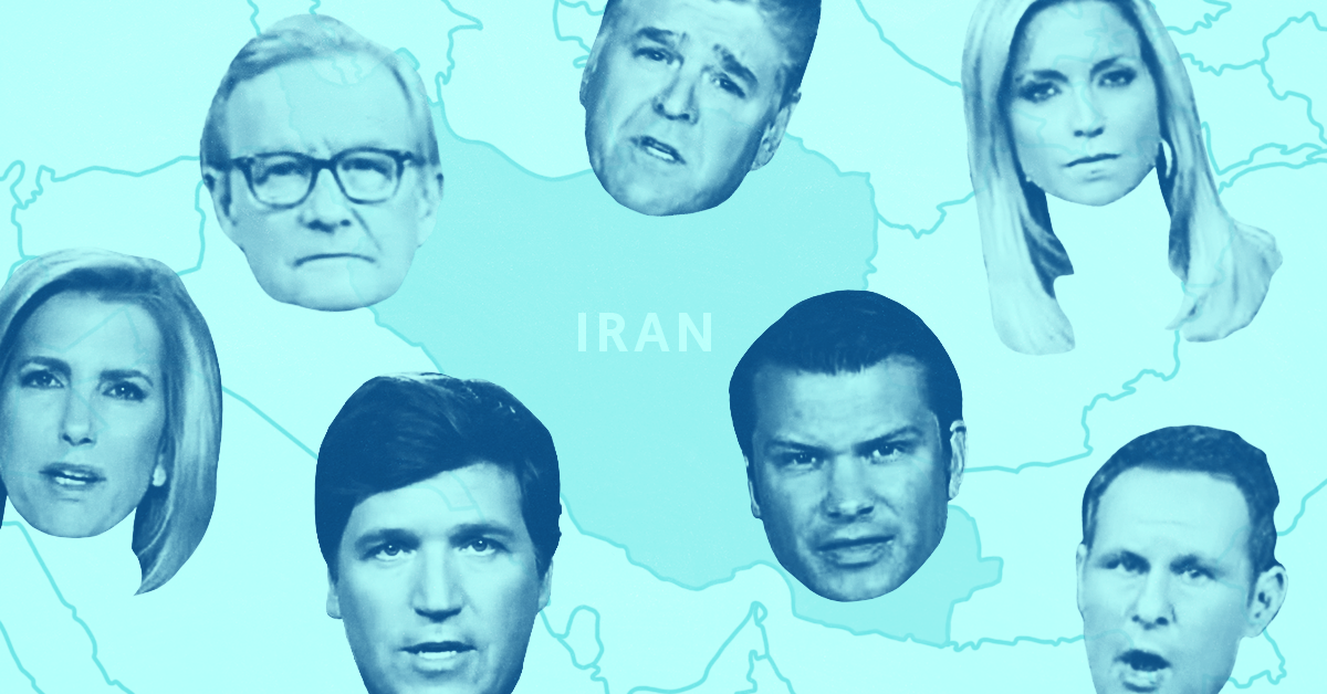 Here's what Trump's Fox News cabinet wants him to do about Iran