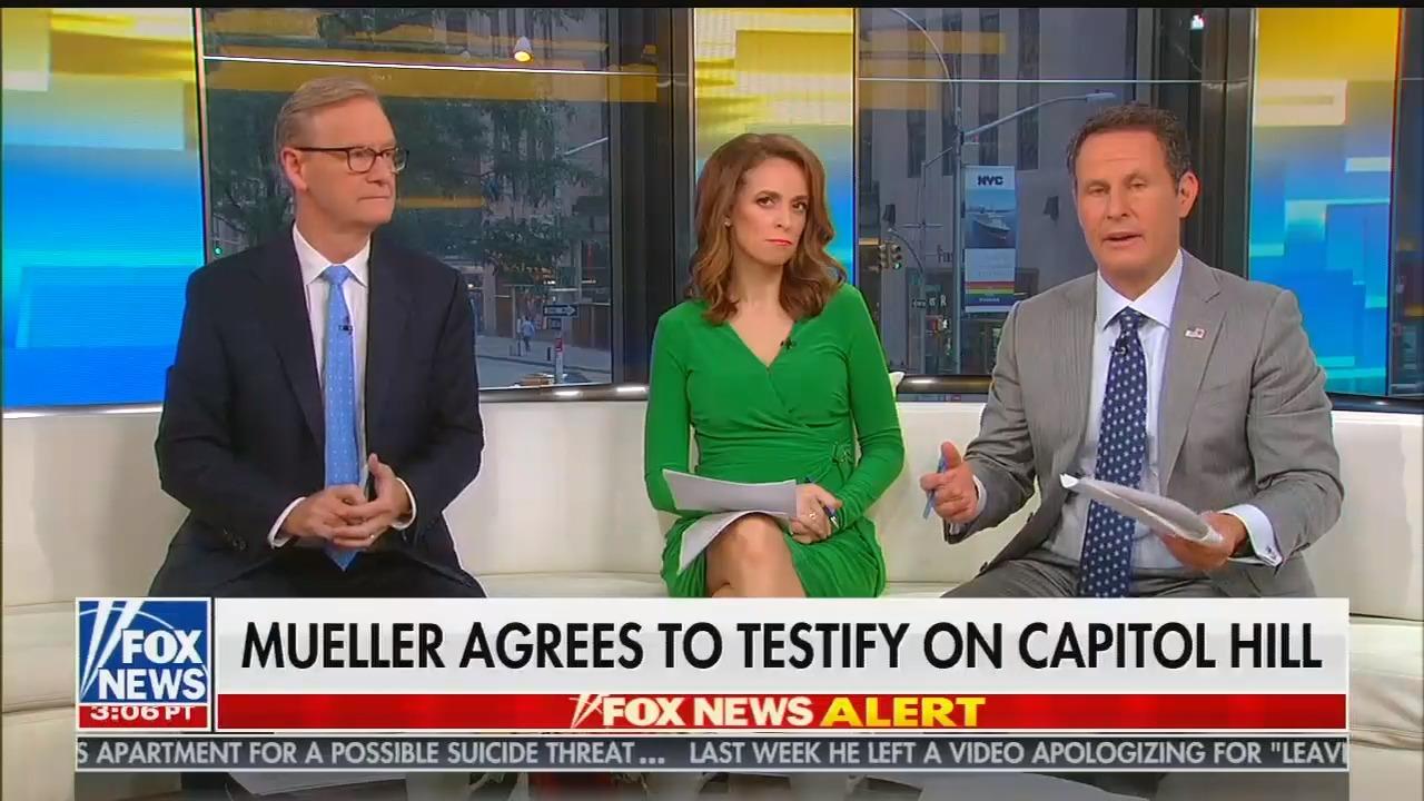 "Fox & Friends' Brian Kilmeade: Robert Mueller does not ""know the details"" of the Mueller report"
