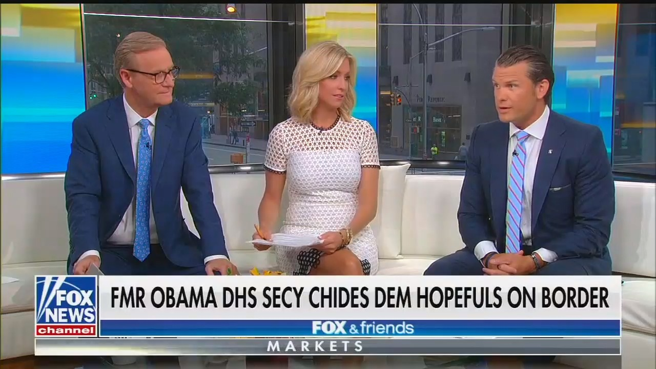Fox host, ignoring voter registration, lies that not showing ID at the ballot box means we don't know if voters are citizens