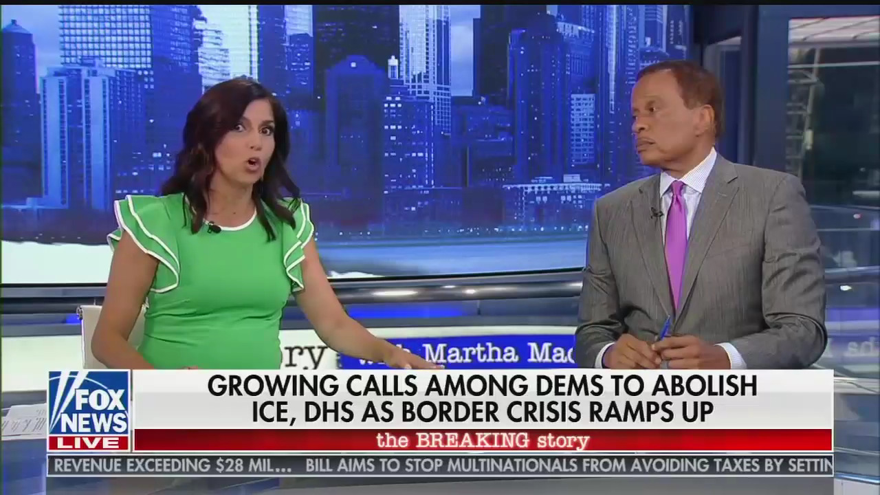 """Fox contributor: """"You have to wonder"""" if Rep. Ocasio-Cortez is working for terrorists, sex traffickers, and drug cartels instead of America"""