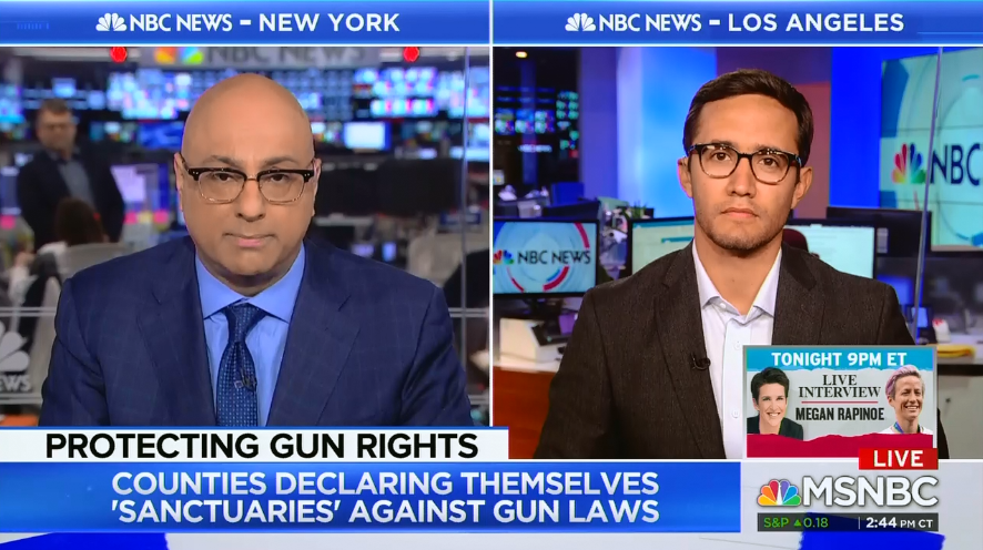 MSNBC doesn't tell the full story in segment on rogue