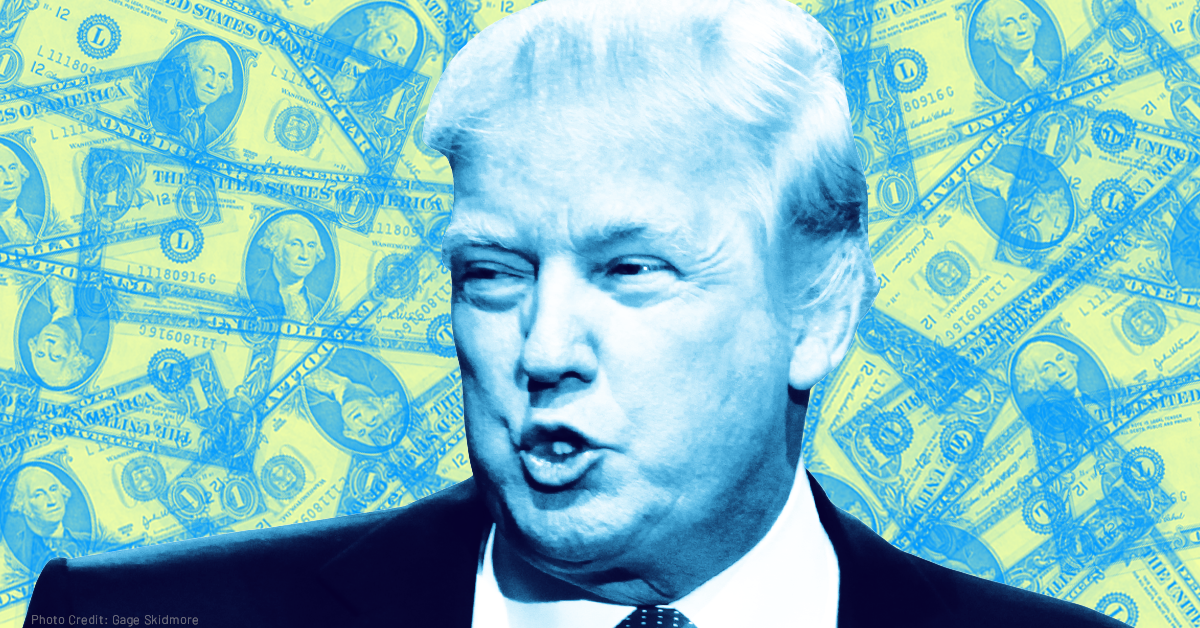 Fox News continues to hype Trump's tax cuts amid news of rising