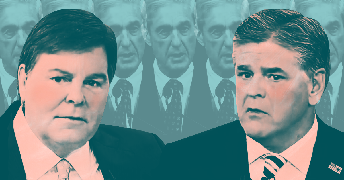 Fox's pro-Trump propagandists want congressional Republicans to ask Mueller about their conspiracy theories