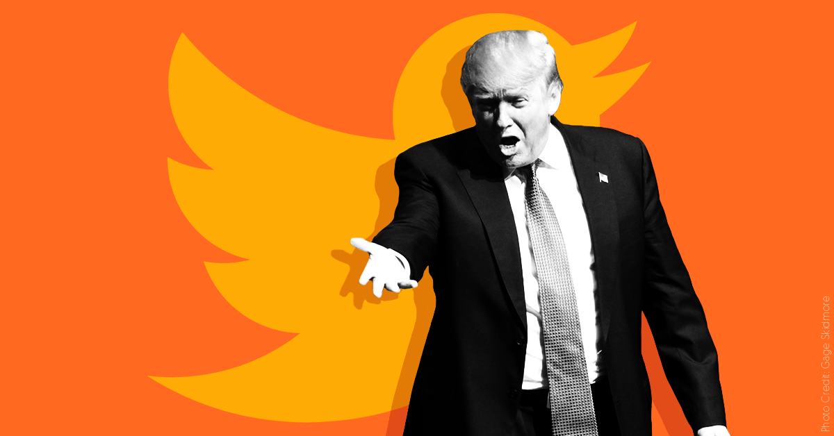 After the Mueller hearings, major media outlets tweet out Trump's disinformation about the investigation