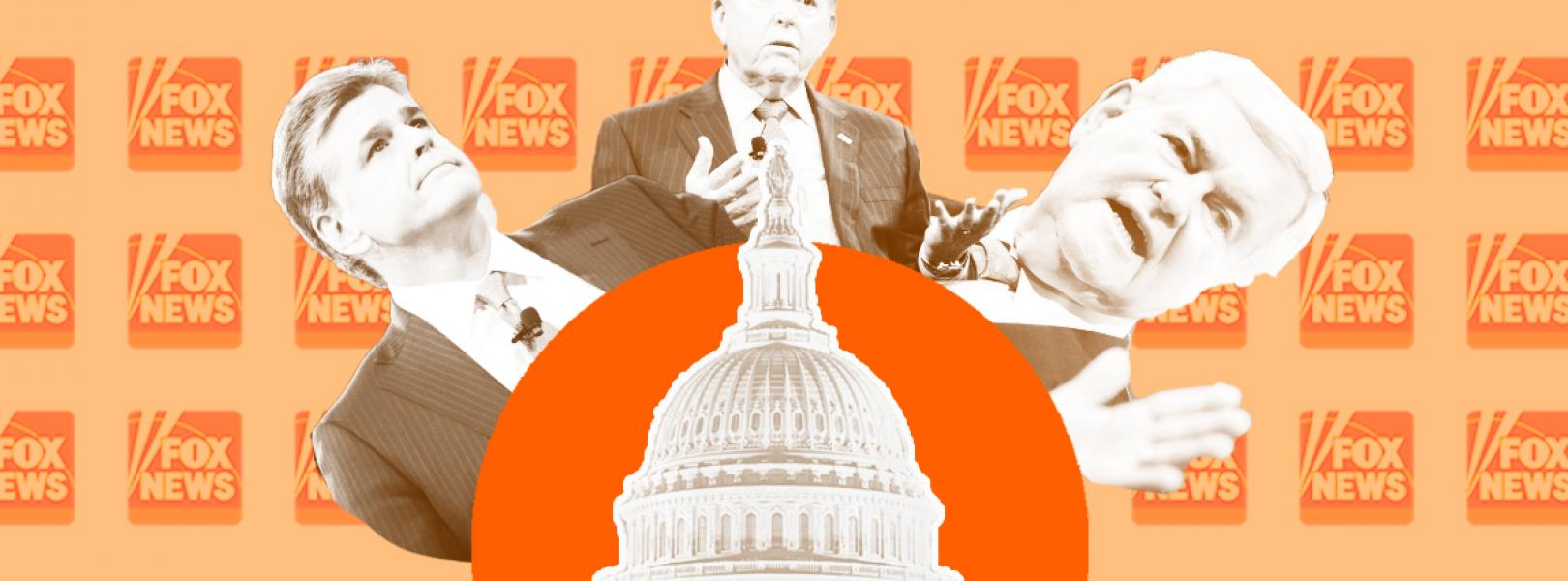 Fox News is misrepresenting the process of impeachment to cover for Trump's obstruction