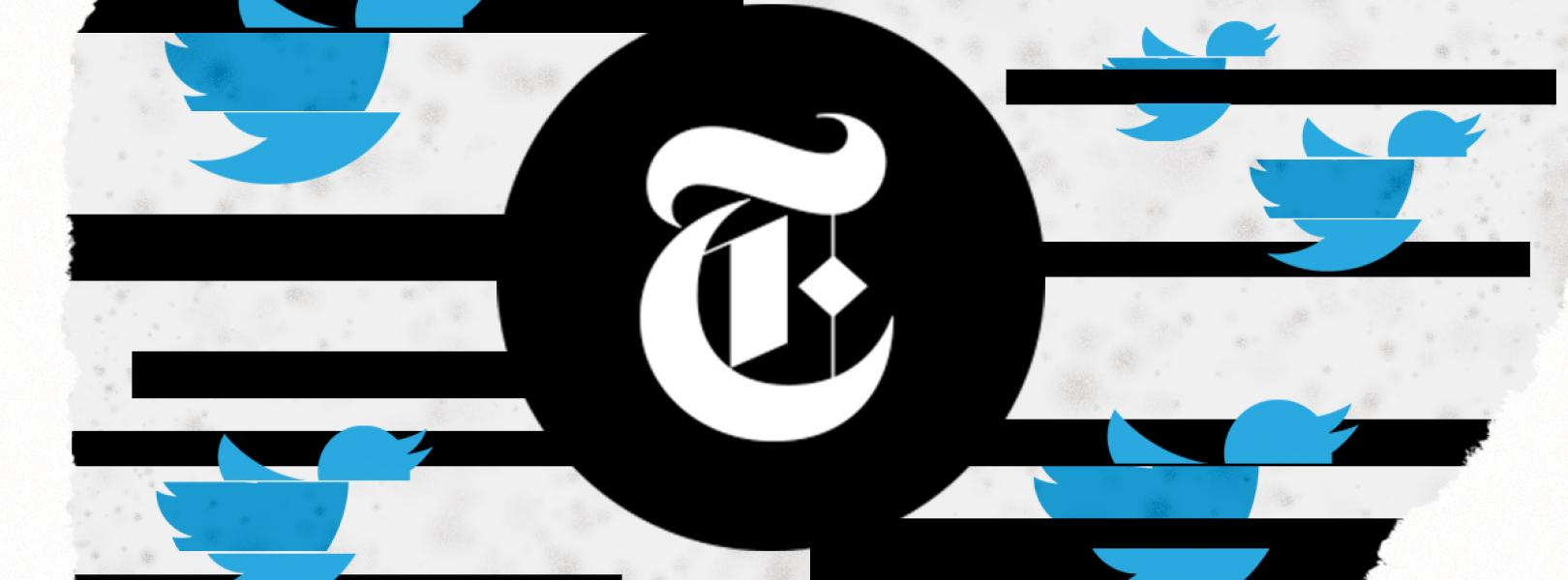 New York Times / Twitter / deletions