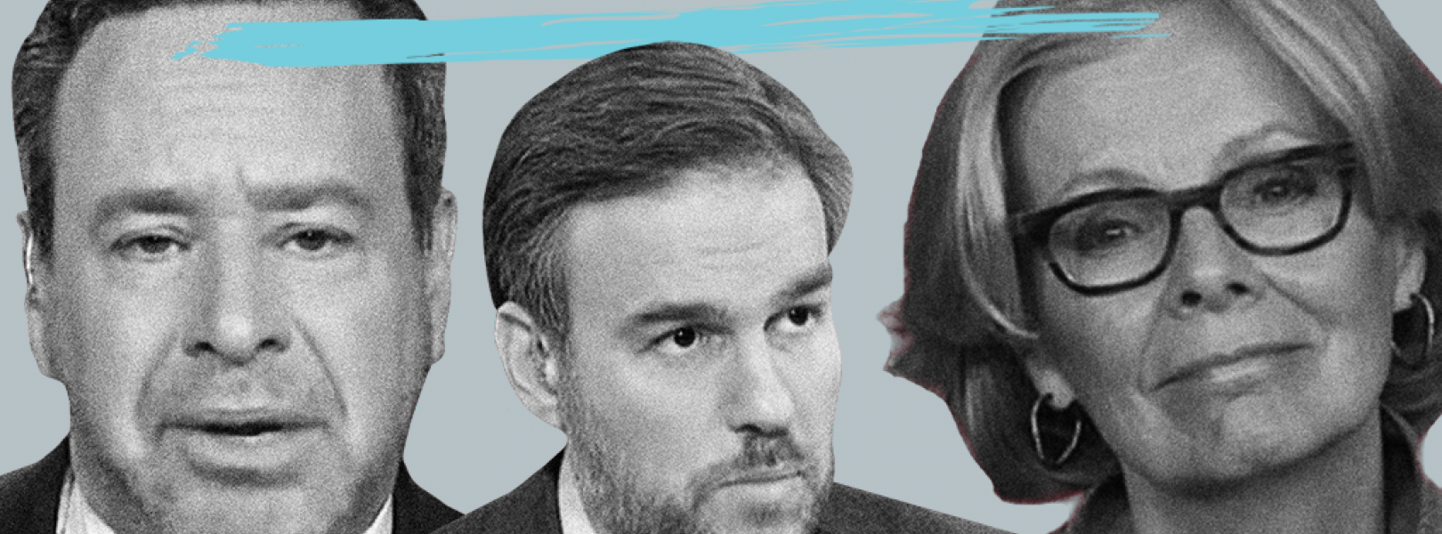 David Frum, Bret Stephens, and Peggy Noonan